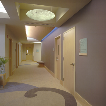 Jain Malkin Inc - Case Studies - Scripps Center for Integrative Medicine - Medical Space Designer