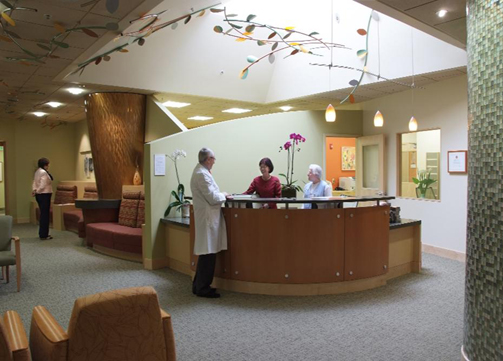 Jain Malkin Inc - Case Study - The Carol Ann Read Beast Health Center - Medical Space Planner