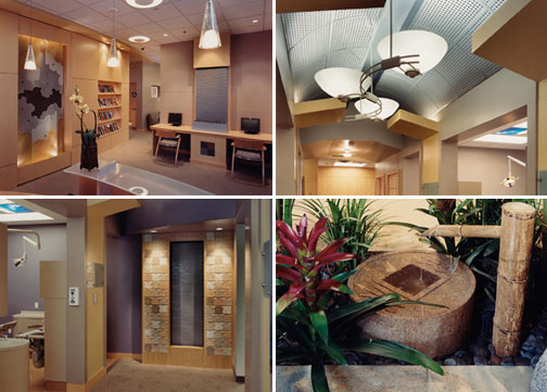 USC Faculty Dental Practice - Jain Malkin Inc - Case Studies - Dental Space Planning