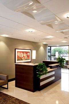 Jain Malkin Inc - Interior Design Portfolio - Medical and Dental Office Design - Clinic Space Planning and Design
