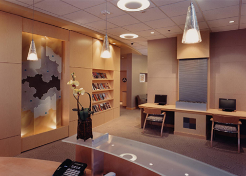 usc faculty dental practice design by jain malkin. Black Bedroom Furniture Sets. Home Design Ideas